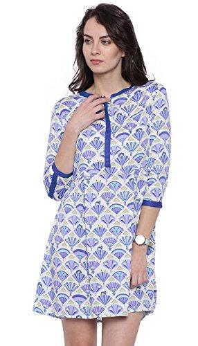 Chumbak Chinese Whisper Shirt Dress