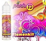 60ML Paide Premium E-Liquid - Sin nicotina - Líquido para cigarrillo electrónico - 70VG 30PG...