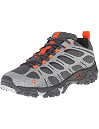 chaussures multisport Homme Casual Cuirwearproof pour hommes gris taille44