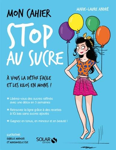 Mon cahier Stop au sucre NE