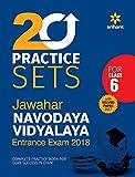 20 Practice Jawahar Navodaya Vidyalaya 2018 for Class 6