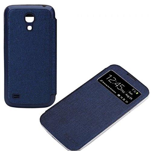 Rock Flip-Tasche Magic Preview für Samsung i9500/i9505 Galaxy S4 blau