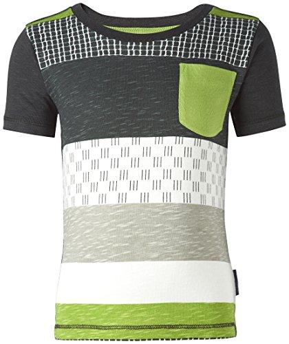 Noppies Baby und Kinder Jungen T-Shirt Laar - Rippstrick-muster