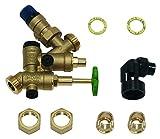 SYR Trinkwasser-Sicherheitsgruppe SYROBLOC 24 3/4' 10 bar 200 bis 1000 Liter
