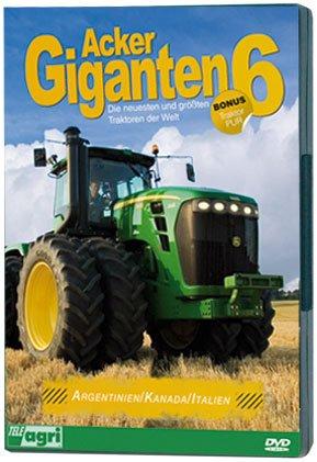 Ackergiganten 6: Aktuelle Landtechnik weltweit