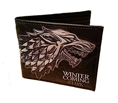 Game Of Thrones Wallet Card Holder House of Stark