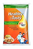 #8: Emami Healthy and Tasty Refined Rice Bran Oil Pouch, 1L