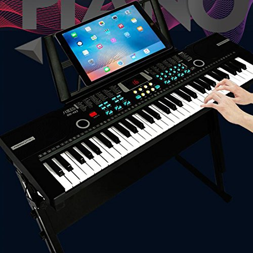 FutureShapers Kids 61 Keys Digit...