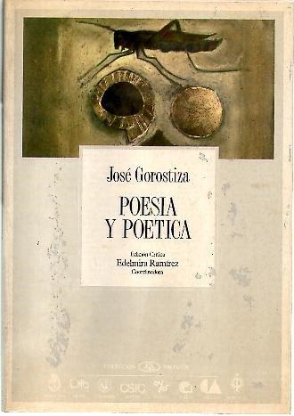POESIA Y POETICA.