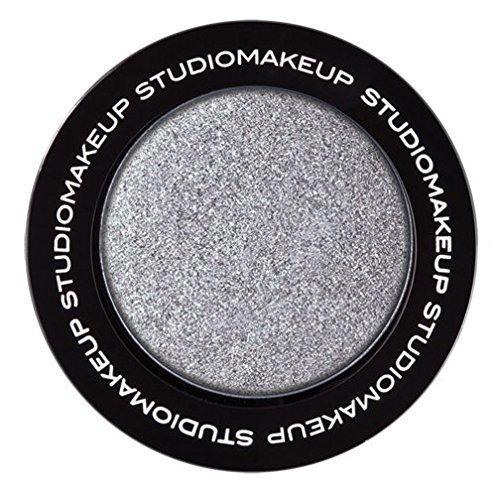 STUDIOMAKEUP Soft Blend Eye Shadow, Silver Streak, 0.7 Ounce by Studio Makeup