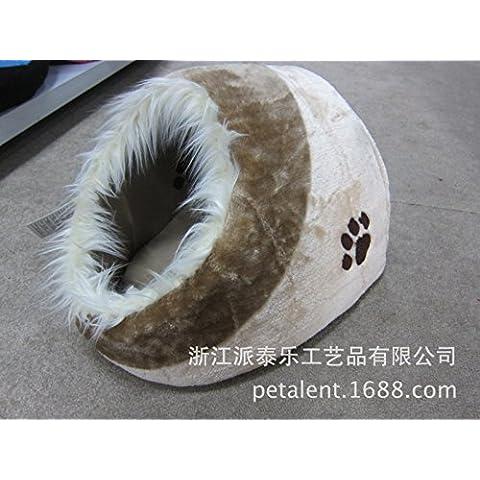 WNX-Materiali di consumo di PET PET dog bed house casa cat caldo