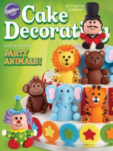Wilton Dekorieren Tools 2011 Yearbook English