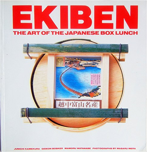 Ekiben: Art of Japanese Fast Food