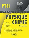 Physique Chimie PTSI Programme 2013