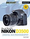 David Busch's Nikon D3500 Guide to Digital SLR Photography (English Edition)