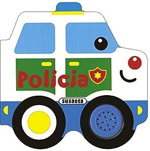 Sirenes policia ### Sirenes policia Cartró plastificat i encunyat amb mòdul sonor Tamaño: 15 x 15 Idioma: Català Edad: a partir de 3 años