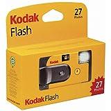 Appareil Photo Jetable KODAK FUNSAVER - 27 poses ( 800 Iso ) avec Flash Incorporé - Usage Sortie et Mariage