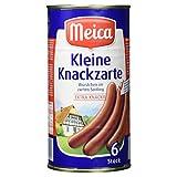Meica Kleine Knackzarte, 6 Stück, 540 g