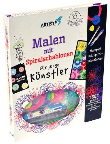 Bastel- & Kreativ-Bedarf für Kinder Doodletop Design Set Artista Stück Deutsch 2018 Mal- & Zeichenmaterialien für Kinder