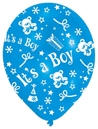 Latexballons Globaldruck It's a Boy