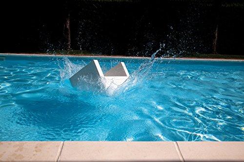 Galleria fotografica SALOTTO da giardino in RESINA BIANCO Mod. COLORADO Set 4 pz con cuscini