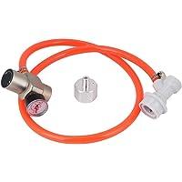 Tr21x4 CO2 Mini Régulateur De Gaz Fût En Acier Inoxydable Mini Régulateur De Gaz Co2 Régulateur Adaptateur Jauge De…