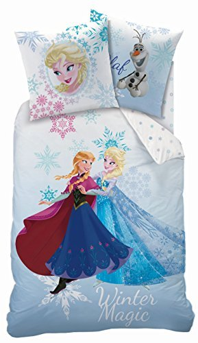Funda nordica Frozen Disney Winter Magic 160x200cm