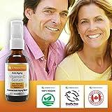 60ml Organic Vitamin C Serum für Ihr Gesicht – 20% Vitamin C in klinischer Stärke + Aminosäurekomplexe + Hyaluronsäure - 2