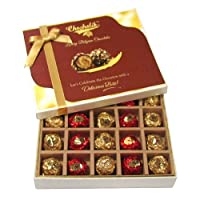Chocholik Lovely 20Pc Mix Assorted Belgium Luxury Chocolates - Valentine Special Love Gifts