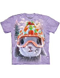 The Mountain Unisexe Enfant Bunny À La Neige T Shirt