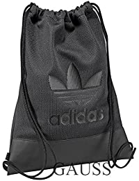 ADIDAS GYMSACK KNIT (BLACK)