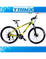 'Mountain Bike Bicicleta trinx C 500Challenger 27,5MTB 24velocidades Shimano aluminio