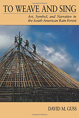 Kostüm Forest People - To Weave and Sing: Art, Symbol and Narrative in the South American Rain Forest