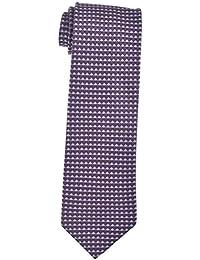 Vgreen Men's Necktie (Purple, Large)