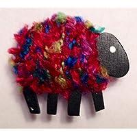 Camus International Wild & fatto a mano in lana di pecora Eposgear-Aghi per punto croce e ricamo ad ago (multicolore) - Cucito A Mano Ad Ago