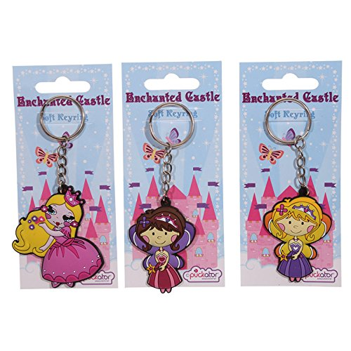 fun-fairy-princess-pvc-keyring
