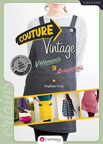 couture vintage : vêtements et accessoires par Angelique Urvoy