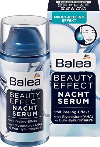 Balea Beauty Effect Nacht-Serum, 30 ml