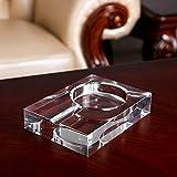 HYLR Kreative Mode Fine Zigarre Kristall Aschenbecher europäischen Luxus-Stil