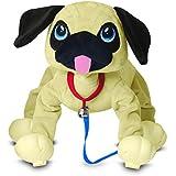 Peppy Pup Carlino Perro Interactivo, 28 cm Giochi Preziosi Spagna PEP04000