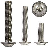 Senkkopf Maschine Schrauben//Schrauben verzinkt Pozi Csk Kopf M5/5/mm x 16/mm 50/St/ück