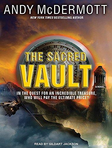 The Sacred Vault: A Novel (Nina Wilde/Eddie Chase)