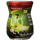 Gourmet - Allioli - Salsa Ali oli - 225 ml - [Pack de 6]