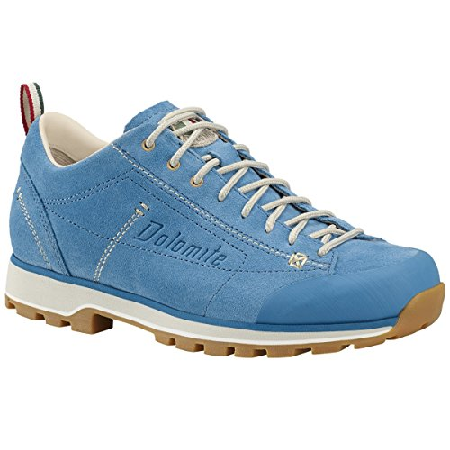Dolomite Damen Freizeitschuhe Cinquantaquattro Low W Turquoise/Canapa Beige 7 UK Schuhe 7