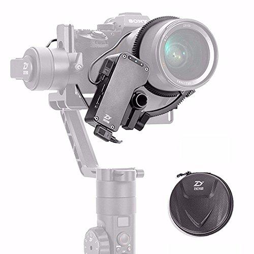 Zhiyun Crane 2 Servo Follow Focus Folge Fokus Schärfezieheinrichtung Mechanische Echtzeit Fokus für DSLR Kamera Canon Panasonic Nikon Sony