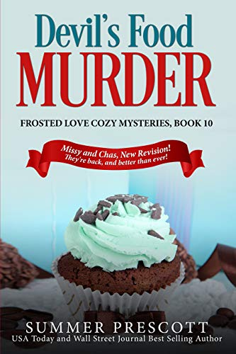 Devil's Food Murder (Frosted Love Cozy Mysteries Book 10) (English Edition)
