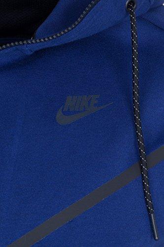 Nike Herren Tf Wr-Hypermesh Chaqueta-Hombre blau/schwarz
