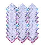 S4S Cotton Women's Handkerchief (Pack of...