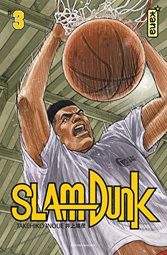 Slam Dunk Star Edition Tome 3