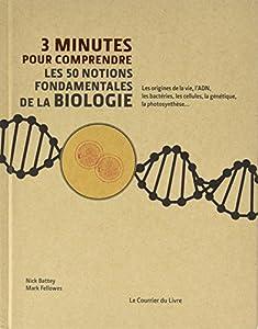 """Afficher """"Les 50 notions fondamentales de la biologie"""""""